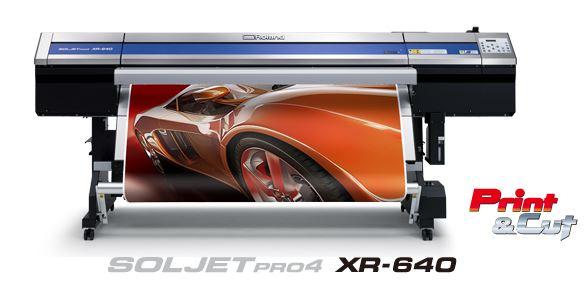 Roland SOLJET Pro4 XR 640