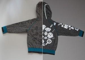 reflectra hoodie